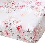 SoulBedroom Tanea - Drap Housse 100% Coton Linge de Lit (Small Double - 120x190 cm)