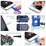Gocheer-115-in-1-Mini-Set-cacciaviti-Professionali-magnetici-Stella-giraviti-Kit-cacciavite-di-precisione-per-Occhiali-orologiaioOrologioRiparazione-cellulariSmartphone-iPhone-PC
