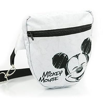 Disney Mickey Mouse SMILE COLLECTION sac de la hanche banane taille avec fermeture à glissière décorative Modèle 2018