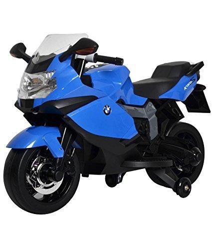 brunte bmw original licensed blue battery operated ride-on bike Brunte BMW Original Licensed Blue Battery Operated Ride-on Bike 51c 2B4tXg9vL