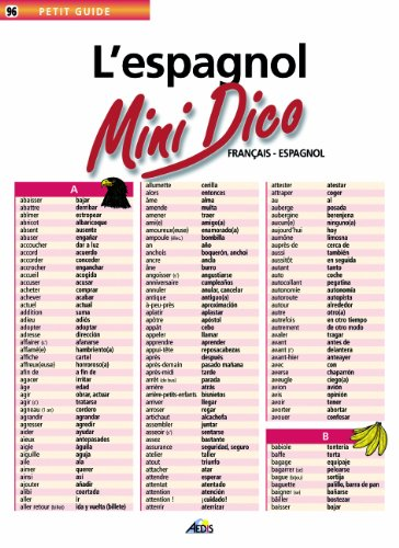 Mini dico français/espagnol