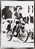 James Bond 007 Poster Plakat Handmade Graffiti Street Art - Artwork