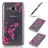 JAWSEU TPU Schutzhülle für Samsung Galaxy Grand Prime G530