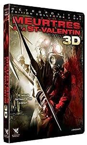 Meurtres à la st valentin - édition collector 2D + 3D [Édition Collector - Version 3-D]