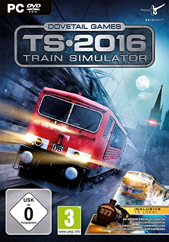 Train Simulator 2016 - Railworks 7 Train Simulator-spiele