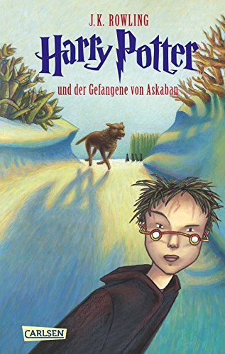 Livres Couvertures de Harry Potter und der Gefangene von Askaban