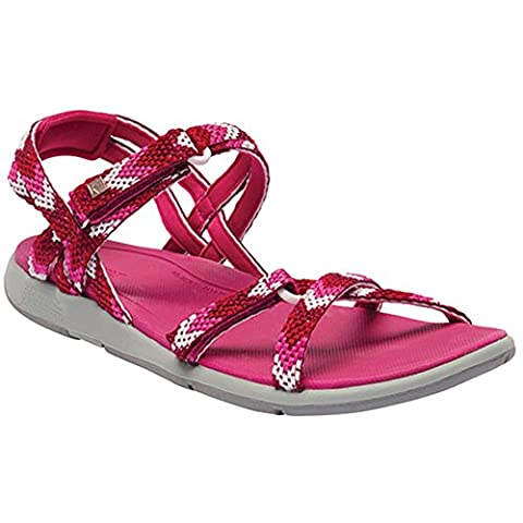 Regatta Womens/Ladies Lady Santa Monica Pattern Strap Walking