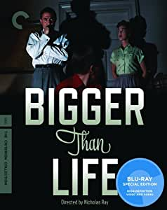 Criterion Collection: Bigger Than Life [Blu-ray] [1956] [US Import]