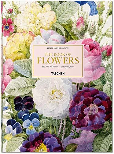 Redouté. Le livre des fleurs par H. Walter Lack