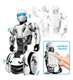 SilverLit Junior 1.0 Programmable Robot with Touchpad - 21 cm, 88560, NC