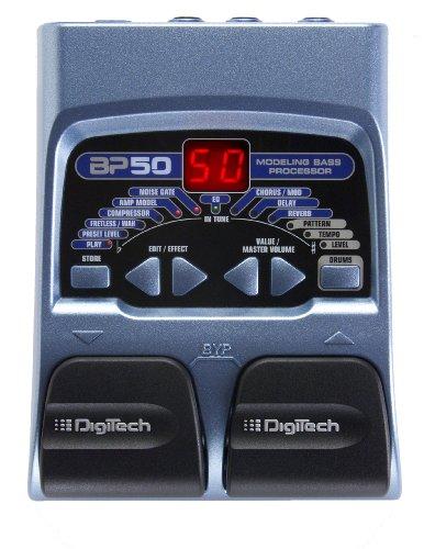 DIGITECH BP-50 (Multieffektgerät für Bass)