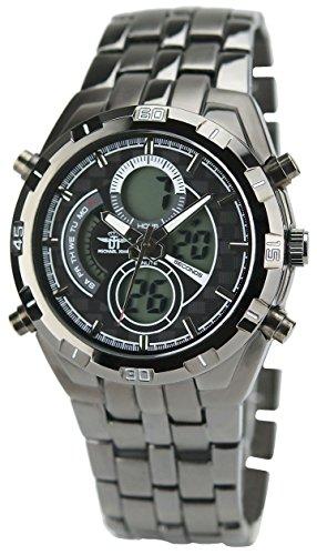 orologio-uomo-michael-john-nero-quarzo-cassa-acciao-display-digital-analogico-cinturino-acciao-nero-