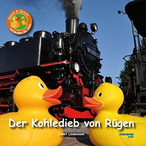 Buchseite und Rezensionen zu 'Der Kohledieb von Rügen' von Janet Lindemann
