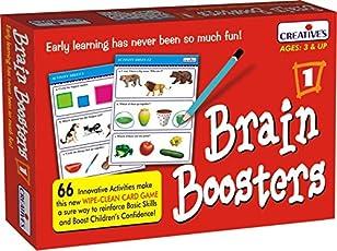 Creative Educational Aids 0987 Brain Boosters - I