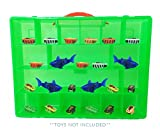 Life Made Better Hexbug Nano Case, Toy Storage Carrying Box. Figures Playset Organizer. Accessories Kids LMB