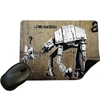 Eclipse Gift Ideas Banksy - Design 04 - Star Wars AT-AT and AT-ST