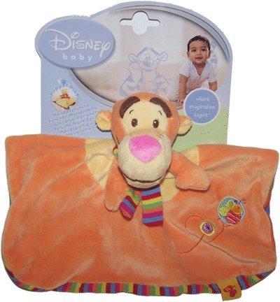 Winnie l'Ourson Doudou Plat Disney Tigrou