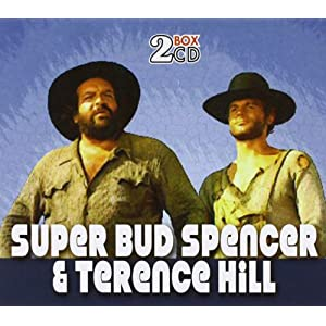 Super Bud Spencer & Terence Hill - Box 2cd