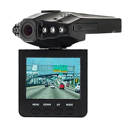 "Car Dvr Camera scatola nera 1080P F Hd 2.5"" Lcd Night Vision Cctv"