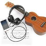 Aux Kabel 2m Syncwire 3.5mm Klinkenkabel - Audio Kabel für Kopfhörer, Apple iPhone iPod iPad, Smartphones, Echo dot, Heim/KFZ Stereoanlagen, MP3 Player und mehr - Nylon - 7