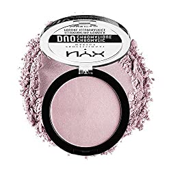 Nyx Duo Chromatic Illuminating Powder - Lavender Steel