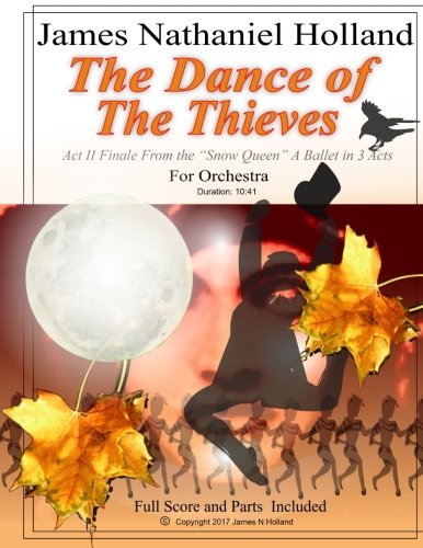 Snow Queen Halloween - The Dance of the Thieves: Act