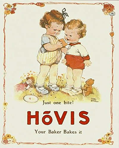 hovis-8x10inch-vintage-style-nostalgic-metal-advertising-wall-sign-retro-art