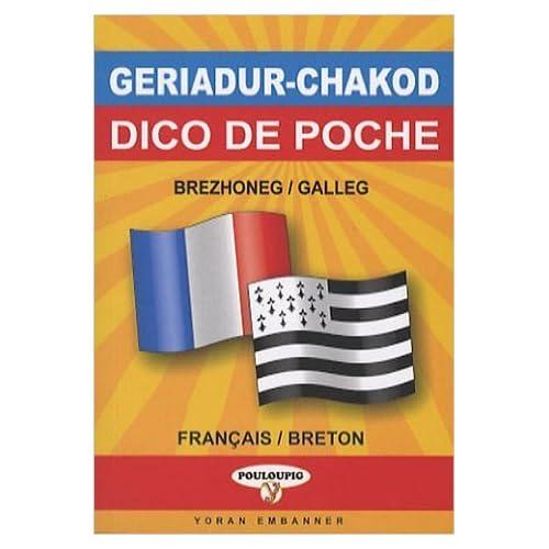Dictionnaire de poche breton-français/français-breton de Treveur Lezernan,Marion Gwazhampig,Divi Kervella ( 16 juin 2006 )