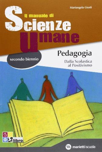 MAN.SC.UMANE PEDAGOGIA II BN