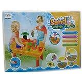 Toy Corner 2-in-1 Beach Sand & Water Pla...
