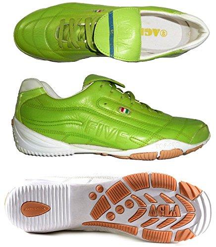 AGLA , Chaussures pour homme spécial foot en salle Vert