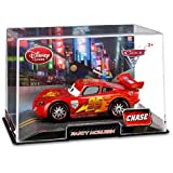 "Disney Pixar Cars Exclusive 1:48 Die Cast Car Party Lightning McQueen ""Chase"" (Disneystore exclusive) - Véhicule Miniature - Voiture - lim. ""metallic"" edition"
