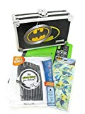 Vaultz Batman verrouillage Supply Box – avec Comp ordinateur portable, stylos, et Batman holographique Stickers