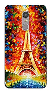 Wow 3D Printed Designer Mobile Case Back Cover for Xiaomi Redmi Note 4/Redmi Note 4/Redmi Note 4 64 GB/Redmi Note 4 16 GB
