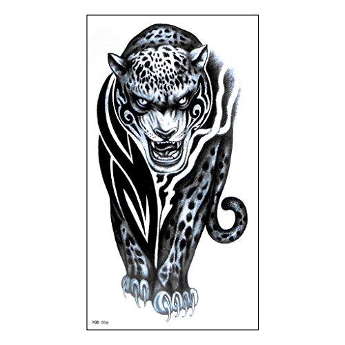 ufkleber, Kalttoy GefäLschte TäTowierungen Wasserdichte Und Ungiftige Tattoo Papier (6#) ()