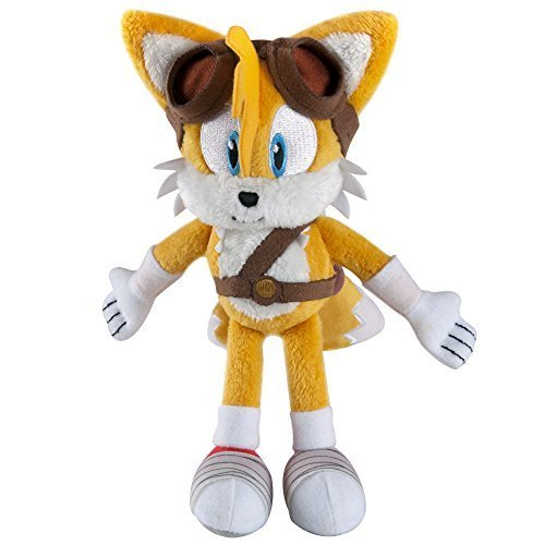 Small Plush - Tails by Sonic Boom (Sonic Tails)