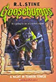 A Night in Terror Tower (Goosebumps - 27)