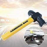 takestop® BLOCCASTERZO ANTIFURTO Martello per Auto IMMOBILIZZATORE Volante da Baseball Steering Wheel Lock