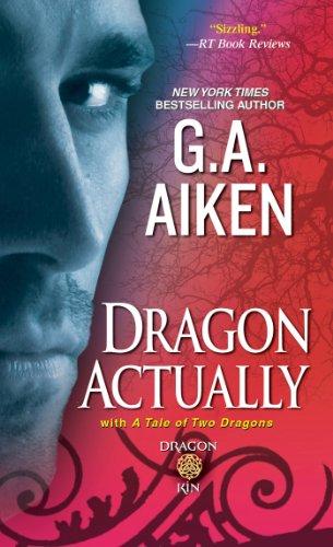 Dragon Actually (Dragon Kin Book 1) (English Edition)
