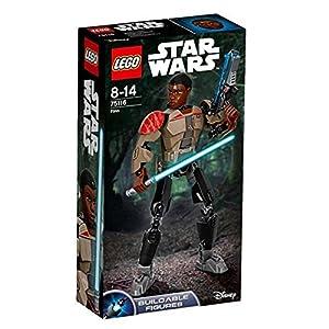 LEGO- Star Wars Finn Costruzioni Gioco Bambina Giocattolo, Colore Non specificato, 75116 0202080502041 LEGO