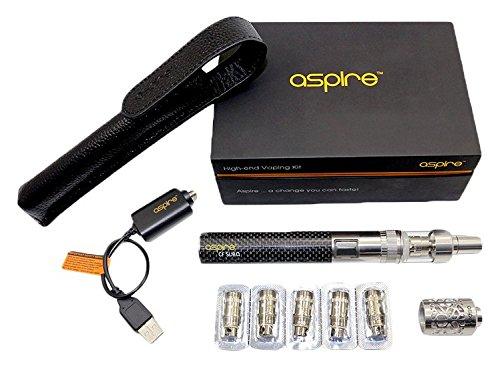 Aspire Platinum E-Zigaretten Set - Komplettes E-Zigaretten Set - Original Aspire (Zigarette Steigen)