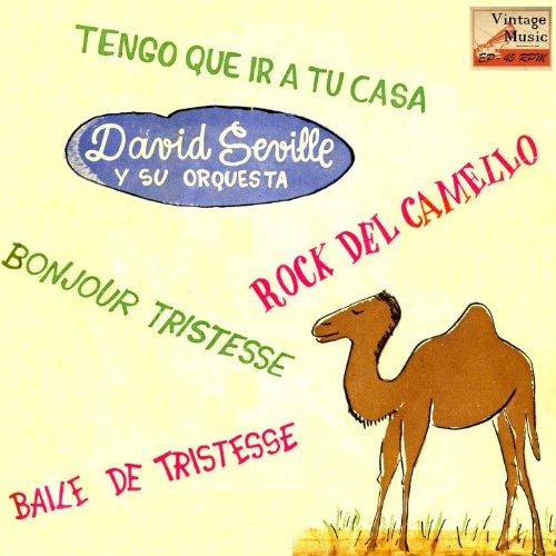 Vintage Dance Orchestras No. 189 - EP: Camel Rock Vintage Camel