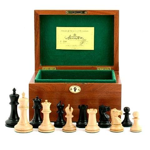Chess set - 1855 Edition 3.5