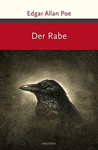 Buchseite und Rezensionen zu 'Der Rabe und andere Gedichte' von Edgar Allan Poe