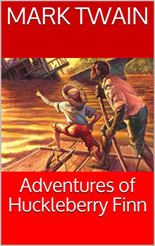 Adventures Huckleberry Finn (English