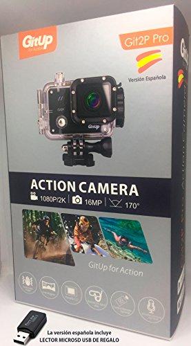 Camara GITUP GIT2P PRO EDITION VERSIÓN ESPAÑOLA Sensor Panasonic...