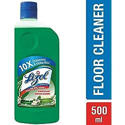 Lizol Disinfectant Floor Cleaner Jasmine 500ml