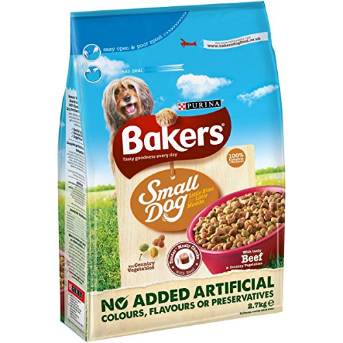 bakers-complete-small-dog-with-tasty-beef-and-country-vegetables-27-kg-pack-of-4