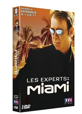 Les Experts Miami, saison 6 - vol. 1