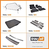 Travall® Guard Hundegitter TDG1248 – Maßgeschneidertes Trenngitter in Original Qualität - 6
